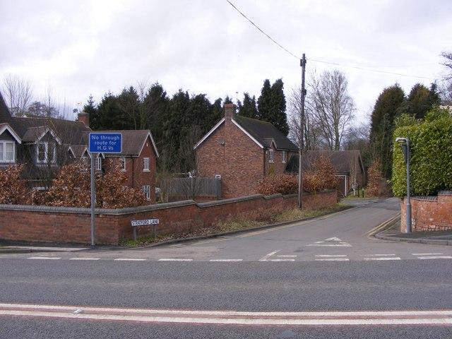 Stratford Lane Junction