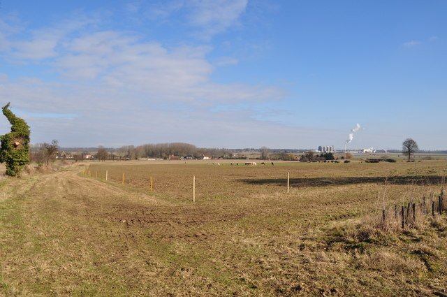 Cantley Sugarbeet Factory and Langley