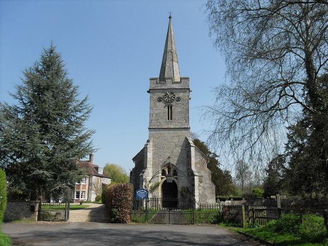 St. Aldhelm's church