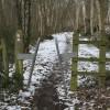 Footpath near Unstone