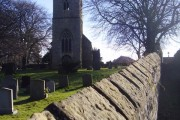 St Michael's and all angels church in Skelbrooke
