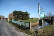 Grange Farm bridge