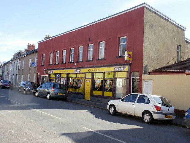 Beechwood Stores, Newport