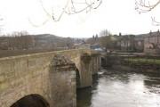 Darley Bridge and River Derwent