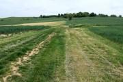Farmland, near West Keal