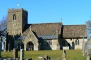 The Church of St John the Baptist, Chirton