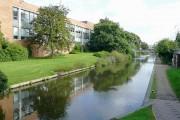 Birmingham and Fazeley Canal near Castle Vale, Birmingham