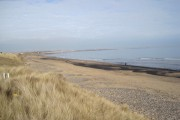 Cambois Beach looking North