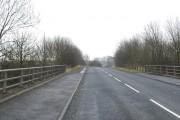 Ricknall Lane bridge over A1(M)