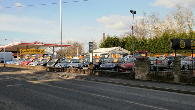 Caerleon Cars, Ponthir Road