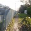 Caerleon campus perimeter path
