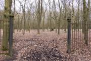 Leverhulme's railings and gateposts
