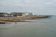 Beach at Bognor Regis