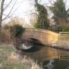 Moor Lane bridge over the Duke of Northumberland's River
