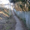Footpath from Stockton Close to Cumberland Road, Newport