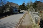 Bridge over Nant Bwch, Capel-y-Ffin