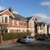 Lodge Road houses, Caerleon