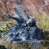 Miners' Memorial, Old Road, Conisbrough - 2