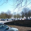 A busy day at the garden centre, Wentworth - 2
