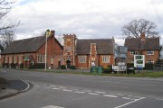 Hatton Village Hall and old school, Hatton Green