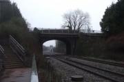 Railway bridge, Pencoed