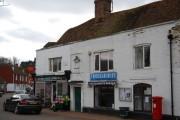 Village shops, High St, Lamberhurst
