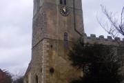 Holy trinity church Everton.