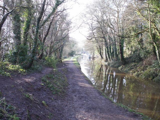 Canal, New Inn
