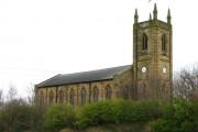 St Paul's Church, Hanging Heaton