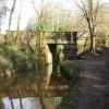 Canal bridge, New Inn