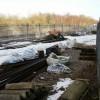 Railway siding, Pontypool & New Inn station