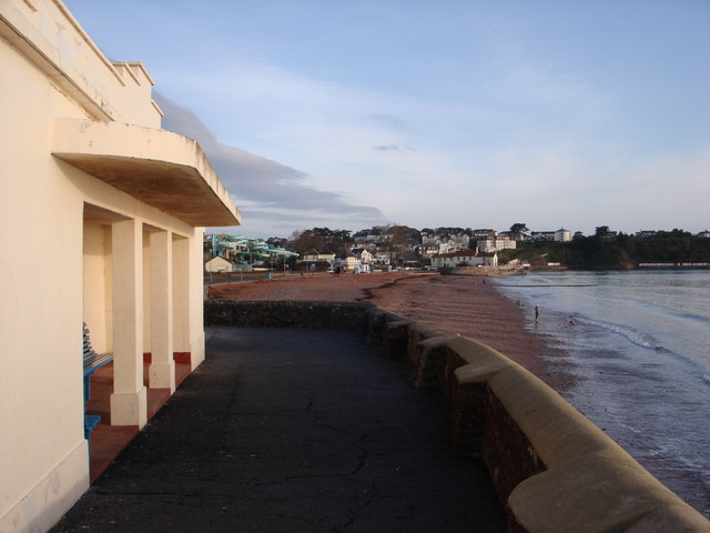 South Sands Cafe Goodrington Beach