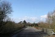 Bridge, Hankham Hall Road