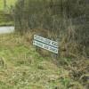 Signs at Aughnagurgan
