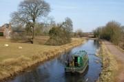 Grand Western Canal at Ayshford