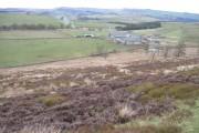Towards Crawshaw Farm