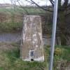 Marles bridge trig point.