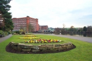 Belper North Mill & River Gardens