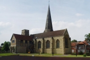Chailey Heritage church