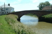 Two bridges at Bramber