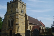 Parish Church of St Mary - Newick