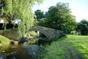 Pack Horse Bridge, Romanby