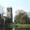 Gawsworth Church