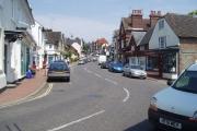 Cuckfield High Street