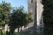 Hawstead Church