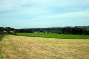 Farmland near Cothall