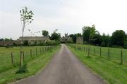 Manor Farm and St Andrews Church: Coln St Aldwyns