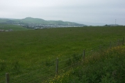 Campbeltown from near Tomaig