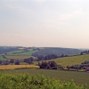 The view of from Posbury, near Crediton