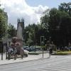 Queen Victoria and the Parish Church, Royal Leamington Spa